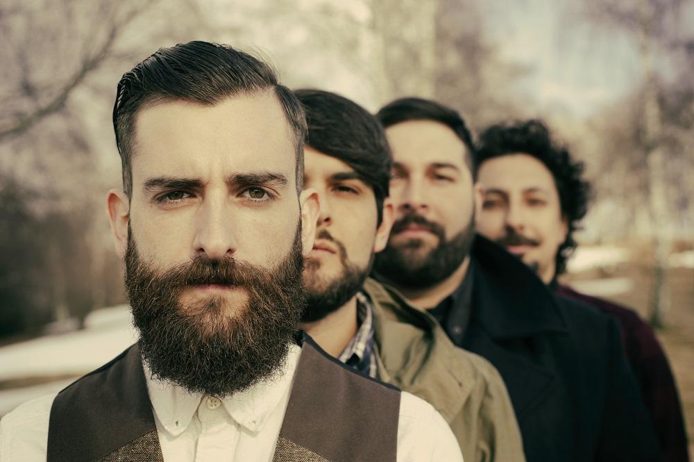 """""""La rivalsa"""" e """"Lampo Fulmine"""": i primi singoli dei Gospel, l'album omonimo della band capeggiata da Lorenzo Balice"""