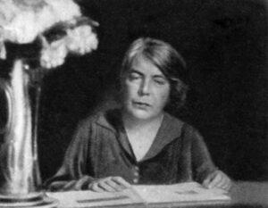 Grazia Deledda - 1926