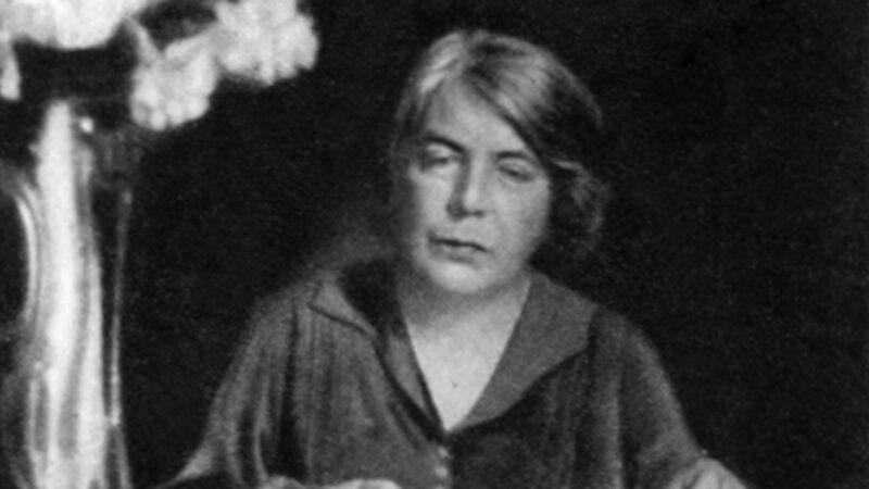 Le métier de la critique: Grazia Deledda, la prima donna italiana Premio Nobel