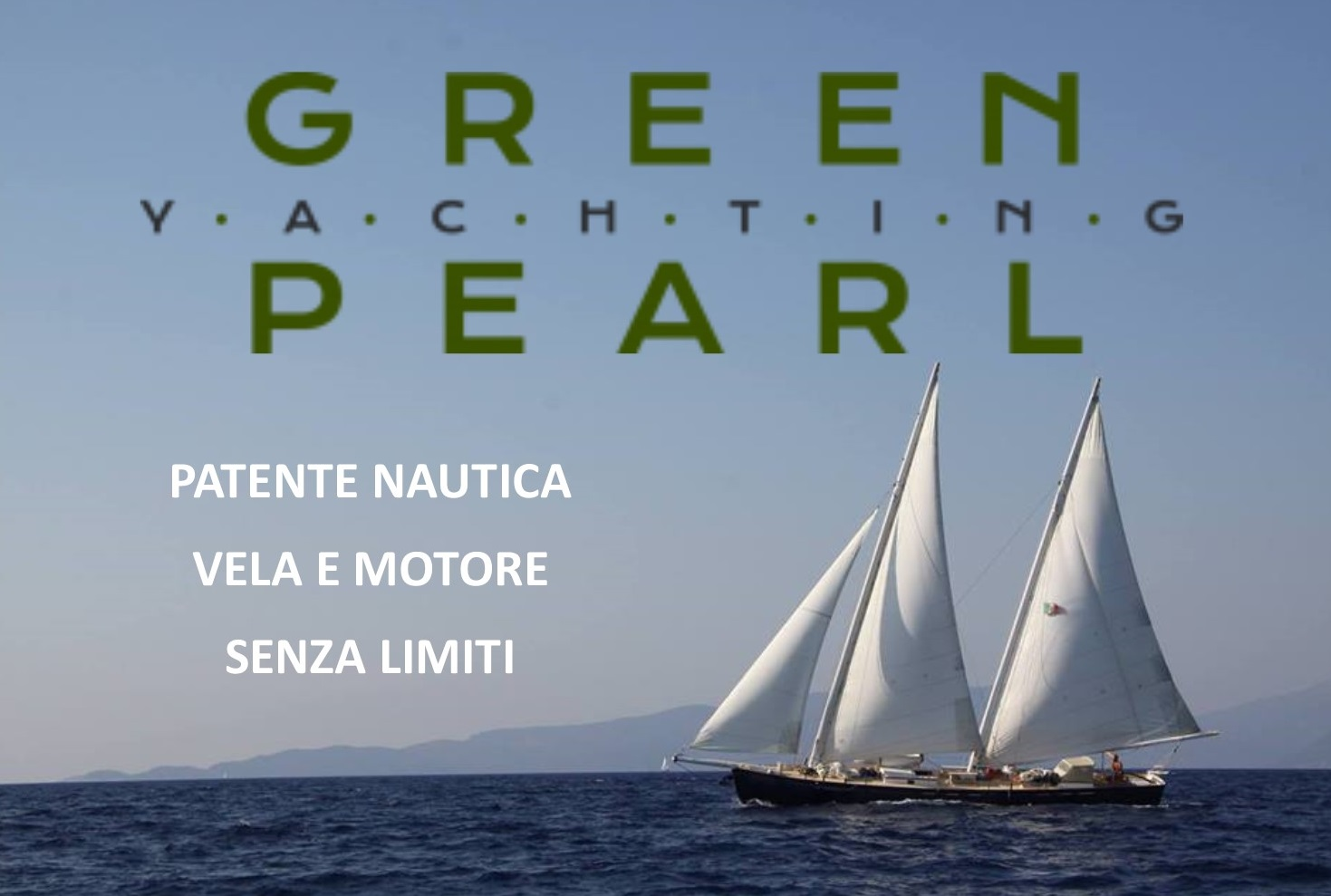 Green Pearl Yachting – Patente nautica