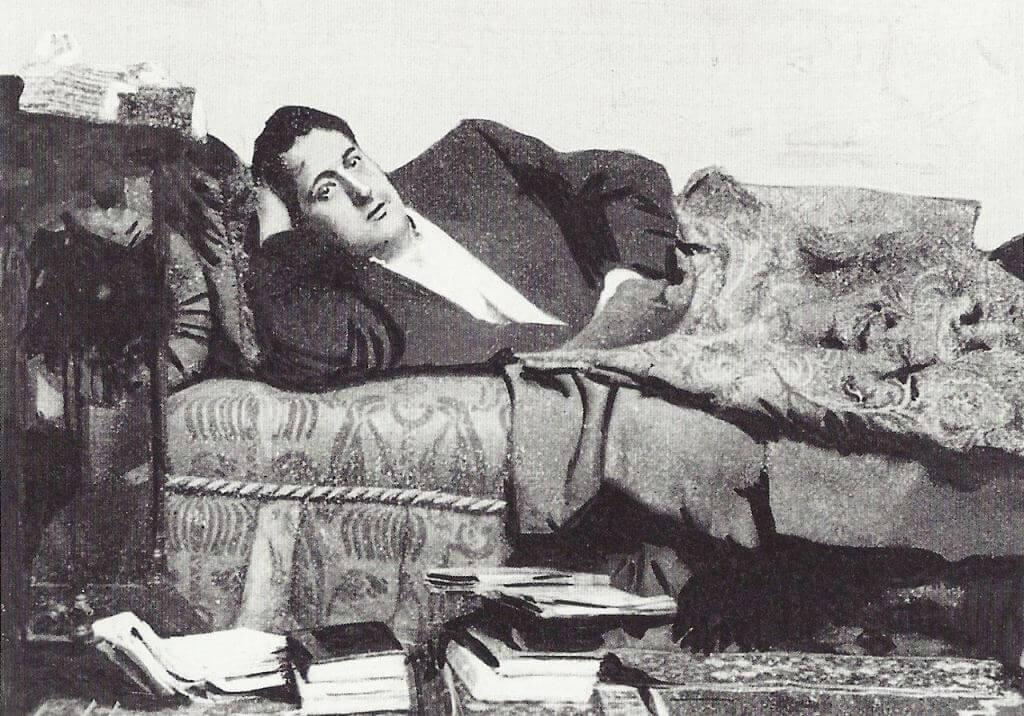 """""""Andiamo più svelti"""" poesia di Guillaume Apollinaire"""
