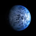 HD189733b: il pianeta blu che dallo spazio appare simile alla Terra