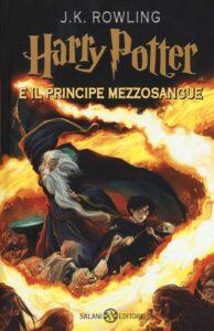 Harry Potter e il Principe Mezzosangue di J. K. Rowling