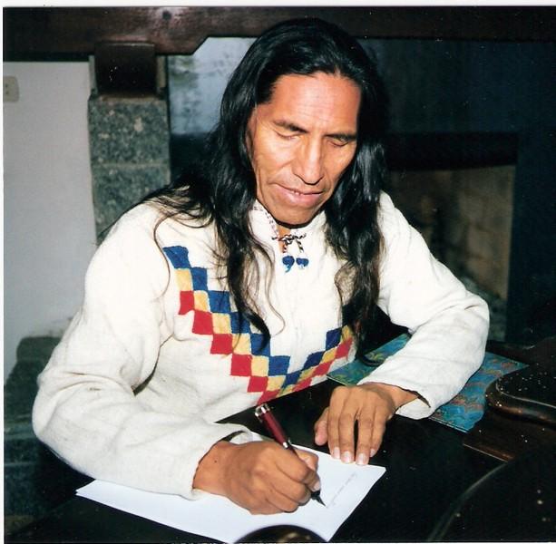 """""""La profezia della curandera"""" di Hernàn Huarache Mamani: lo scrittore peruviano scrive per le donne"""