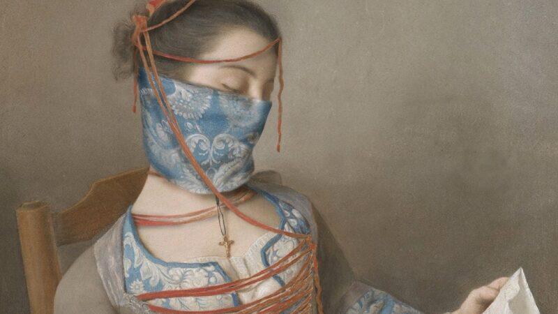 """""""Identità s-velate. Hidden Portraits"""" la mostra di Volker Hermes, dall'8 ottobre al 6 gennaio 2021, Musei Civici del Castello Visconteo, Pavia"""