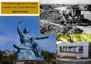 Hiroshima 1945 - Parco della Pace a Nagasaki (Photo by Japan Hoppers e Giappone per tutti)