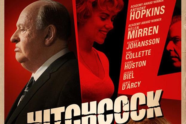 """""""Hitchcok"""" la biografia e tutti i film usciti al cinema giovedì 4 aprile 2013"""