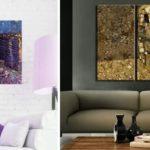 Casa e design: arreda con Vincent van Gogh e Gustav Klimt