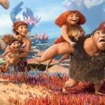 """""""I Croods"""" in vetta da tre settimane e tutti i film più visti al cinema nel week end 5 – 7 aprile 2013"""