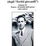 """""""I Preludi"""", Teatro Il trionfo dell'amore, Pietro Nigro"""