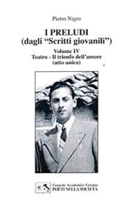 I Preludi - Pietro Nigro