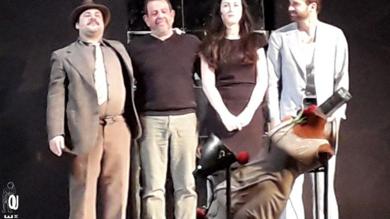 """""""I ragazzi del massacro"""" spettacolo di Paolo Trotti: tratto dal libro omonimo di Giorgio Scerbanenco"""