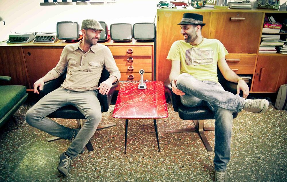 ibrevidiverbi: è uscito il disco d'esordio omonimo del duo veneto acustico con loopstation