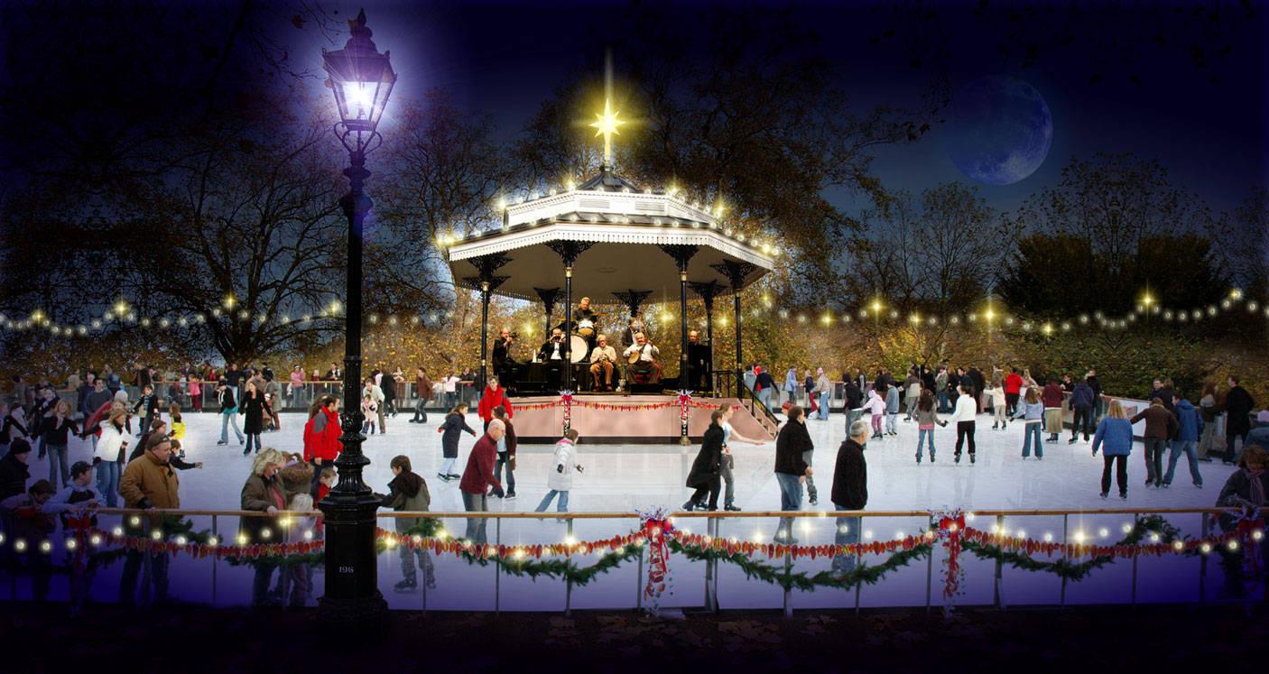 Ice Park di Mima On Ice: il Natale unconventional di Cervia