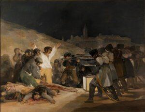 Il 3 maggio 1808 - Francisco Goya