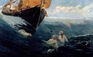 Il Canto delle Sirene di Ulisse