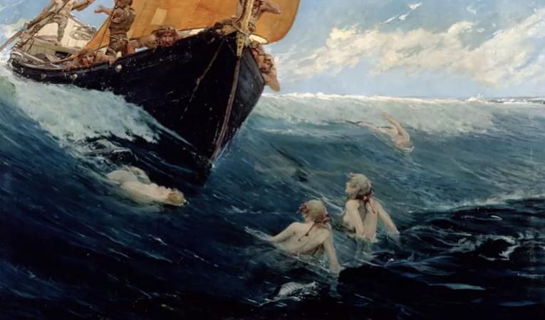 """""""Il canto delle Sirene di Ulisse"""" di Alberto Borgogno: chi riceve questo sapere non può comunicarlo agli altri"""