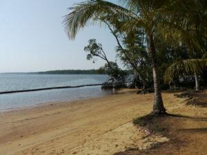 Il Suriname - Matapica Beach - Photo by TheTravelHackingLife