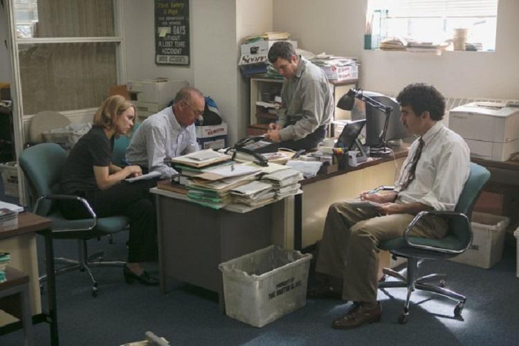 """""""Il caso Spotlight"""" di Tom McCarthy: il giornalismo d'inchiesta sulla pedofilia della cattolicissima Boston"""