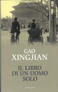 Il libro di un uomo solo di Gao Xingjian