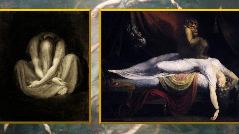 Johann Heinrich Füssli: la concezione pre-romantica del sublime ed il mondo parallelo dell'inquietudine