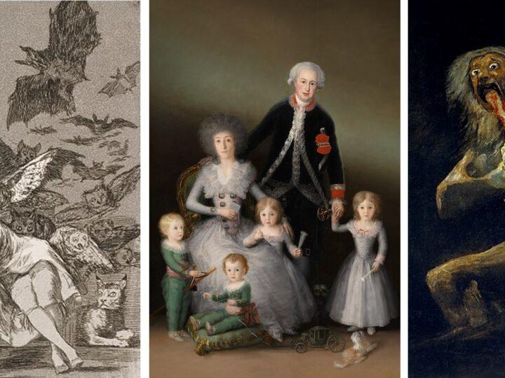 Francisco Goya: un incubo pieno di misteri