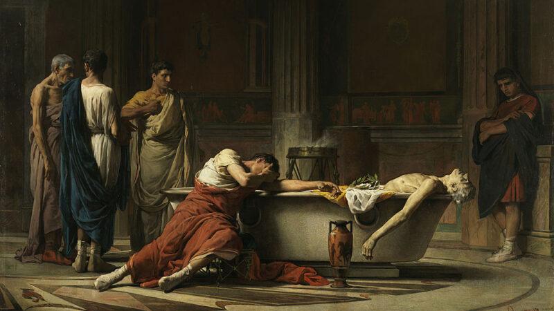 """""""Lettere morali a Lucilio"""" di Seneca: evitare la folla, l'apátheia ed il debito con Epicuro"""