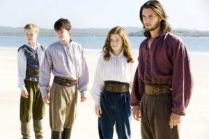 Il viaggio del veliero - Le cronache di Narnia film