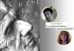 Il vocabolario di Deleuze - François Zourabichvili - Cristina Zaltieri