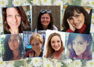 Ilaria Negrini, Ilaria Biondi, Maria Cristina Sferra, Silvia Cappelli, Domizia Moramarco, Serena Pontoriero, Emma Fenu