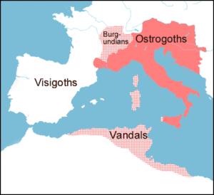 Impero degli ostrogoti di Teodorico
