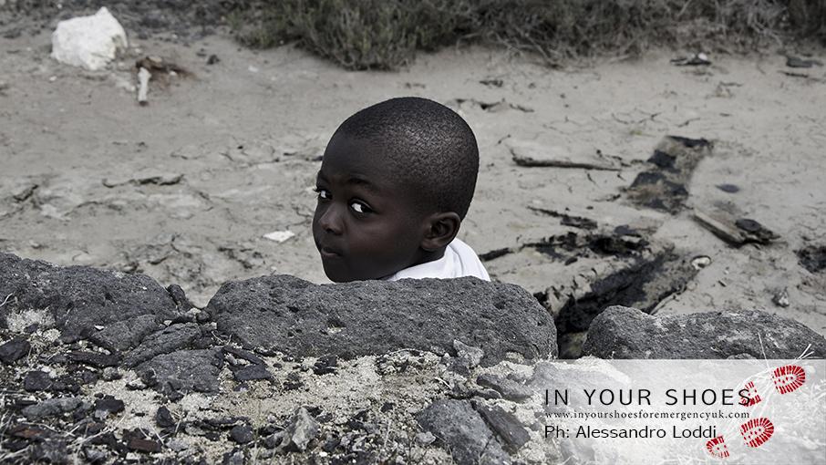 """In Your Shoes"", progetto artistico per Emergency UK, dal 17 al 29 gennaio, Londra"