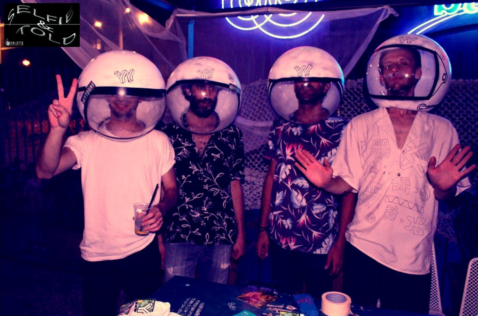 "Selfie & Told: la band Indianizer racconta l'album ""Zenith"""