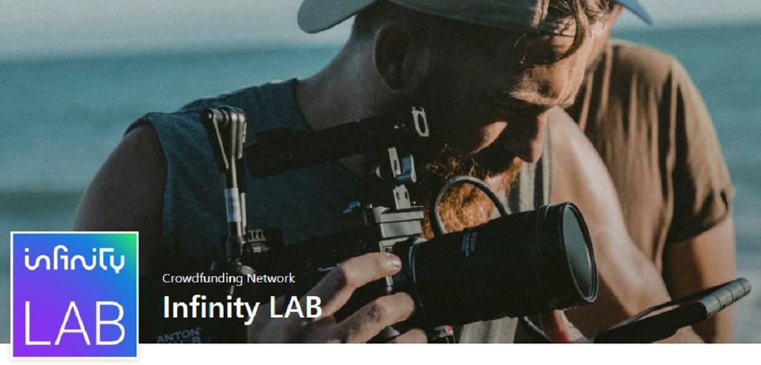 Infinity Lab: ottenere un co-finanziamento per registi, videomaker, autori e sceneggiatori
