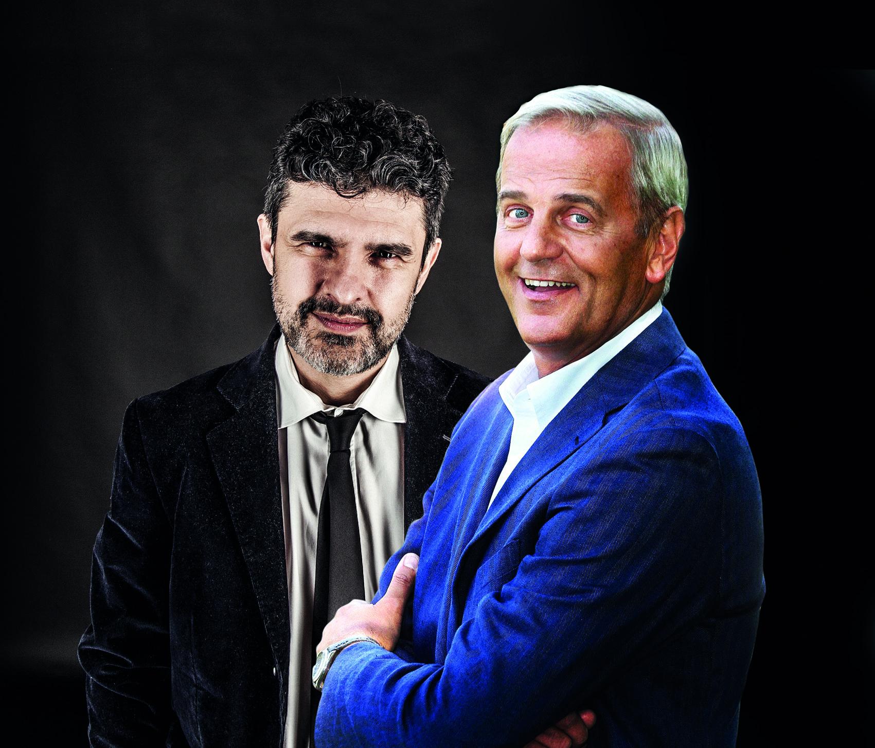 """""""Interessa l'articolo?"""" di Enrico Bertolino e Luca Bottura: la rassegna stampa del cambiamento"""