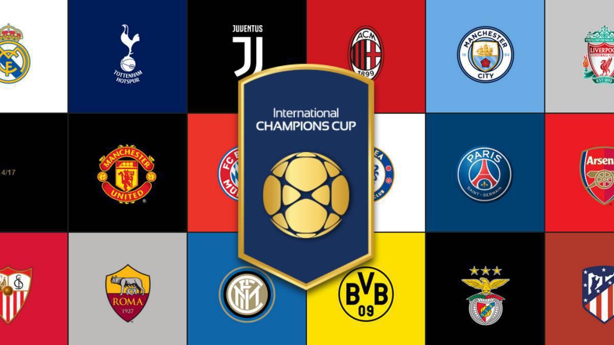 L'International Champions Cup e le dinamiche nel calcio europeo di club
