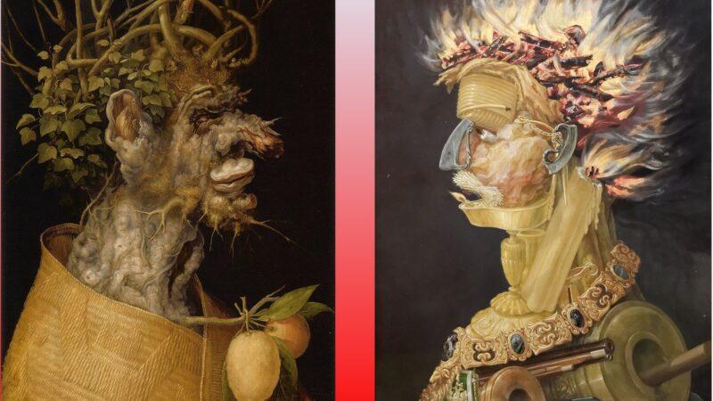 Giuseppe Arcimboldo: l'immaginario del meraviglioso nell'Unus Mundus degli alchimisti