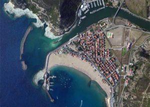 Isola Rossa - Bosa marina
