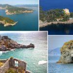 Carta di Navigare di Gerolamo Azurri #23: la costa della Liguria, nel portolano della metà del 1500