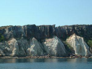 Isola di San Pietro - Tacche Bianche