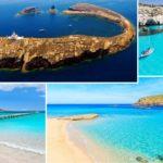Carta di Navigare di Gerolamo Azurri #25: gli arcipelaghi delle Isole Columbretes e delle Isole Baleari, nel portolano della metà del 1500