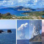 Carta di Navigare di Gerolamo Azurri #17: l'Isola di Ustica e l'arcipelago delle Isole Eolie, nel portolano della metà del 1500