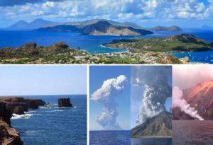 Isole Eolie - Isola di Ustica (Faraglioni) - Stromboli
