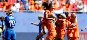 Italia - Olanda - Mondiali calcio femminili 2019 - Photo by La Repubblica