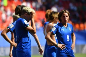 Italia vs Olanda - Mondiale di calcio femminile 2019