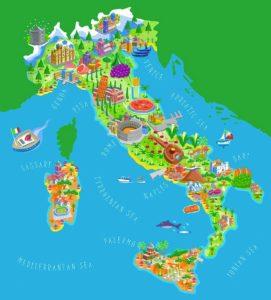 Italia - turismo - Photo by Adriaeco