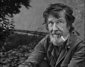 John Cage - Photo by ArtsLife