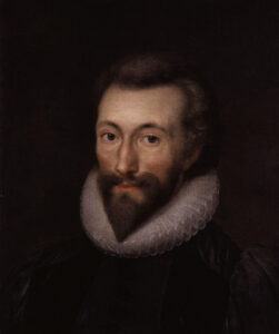 John Donne - work by Isaac Oliver