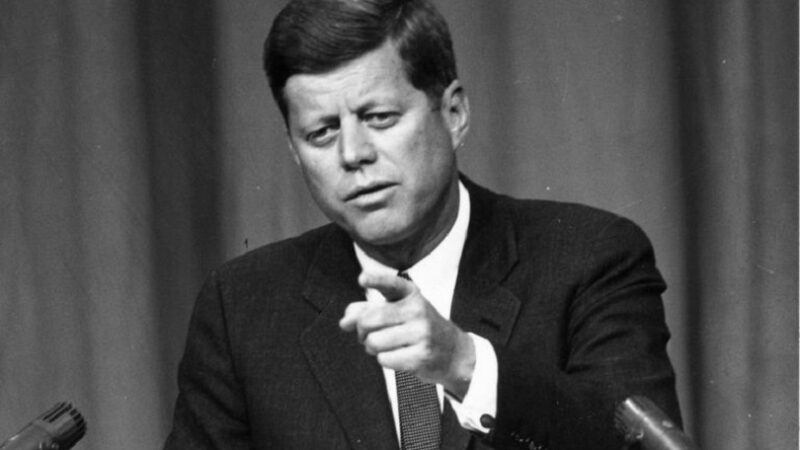 John Fitzgerald Kennedy, 35° presidente degli Stati Uniti: una vita, una tragedia