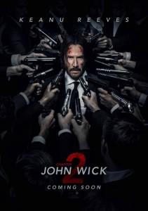John Wick – Capitolo 2 di Chad Stahelski |  la cifra tipica è da ricercare nel piombo |